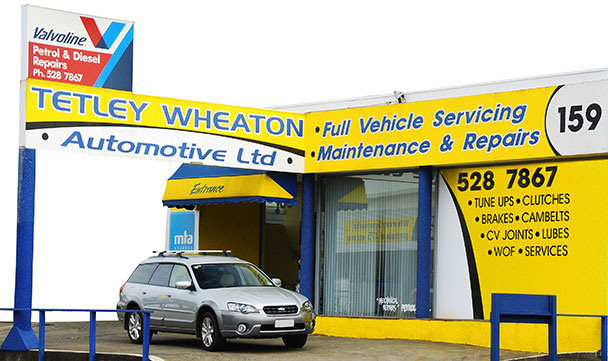 Tetley Wheaton's AA Approved Car Repairs & Servicing